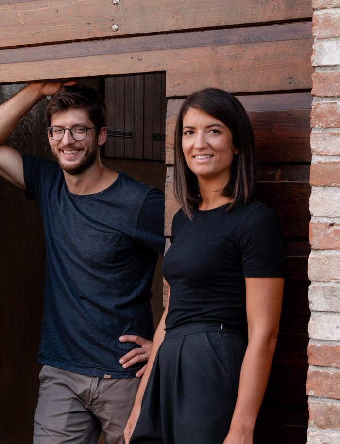 Anna e Martino Tormena - Mongarda
